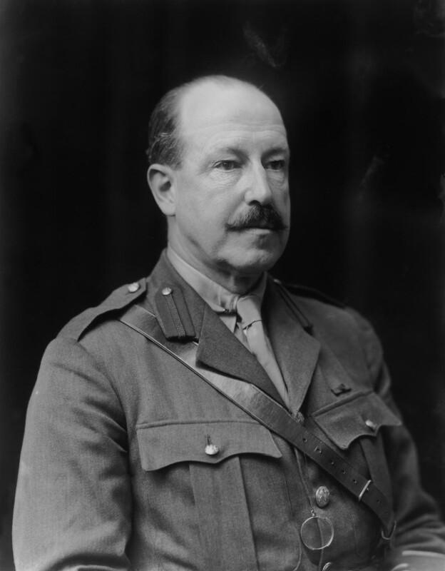 Sir Henry Norman, 1st Bt, by Walter Stoneman, 1917 - NPG x43395 - © National Portrait Gallery, London