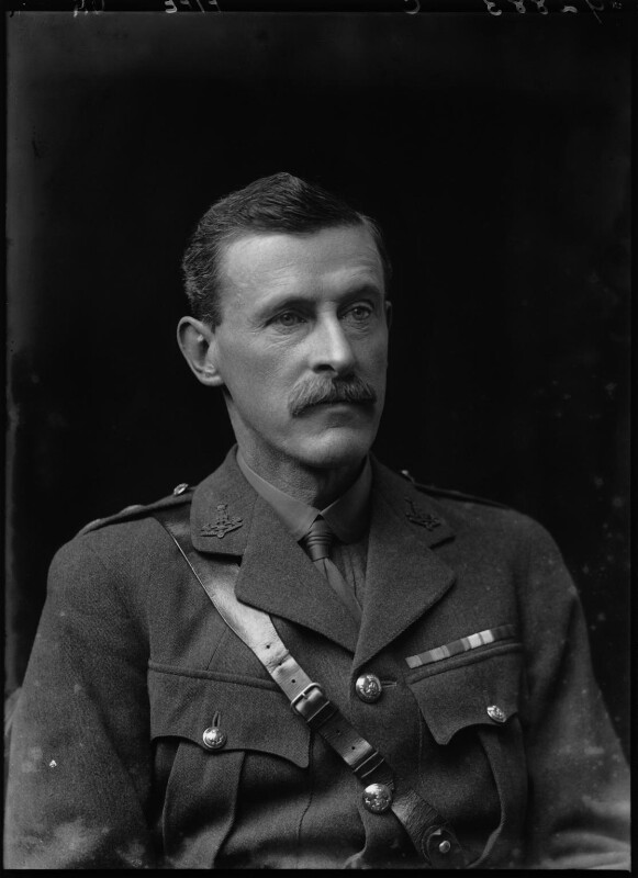 Ronald D'Arcy Fife, by Walter Stoneman, 1917 - NPG x43490 - © National Portrait Gallery, London
