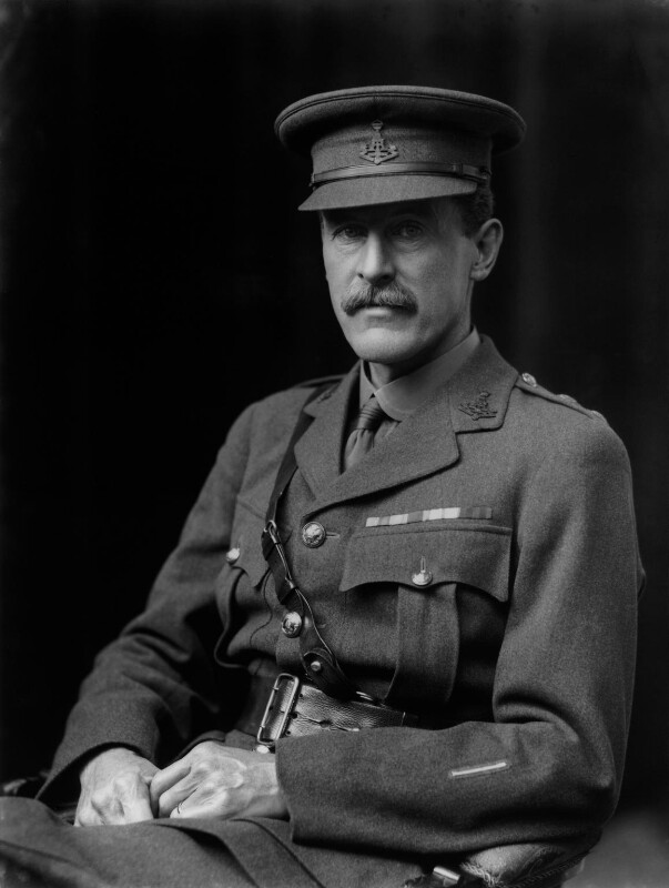 Ronald D'Arcy Fife, by Walter Stoneman, 1917 - NPG x43491 - © National Portrait Gallery, London