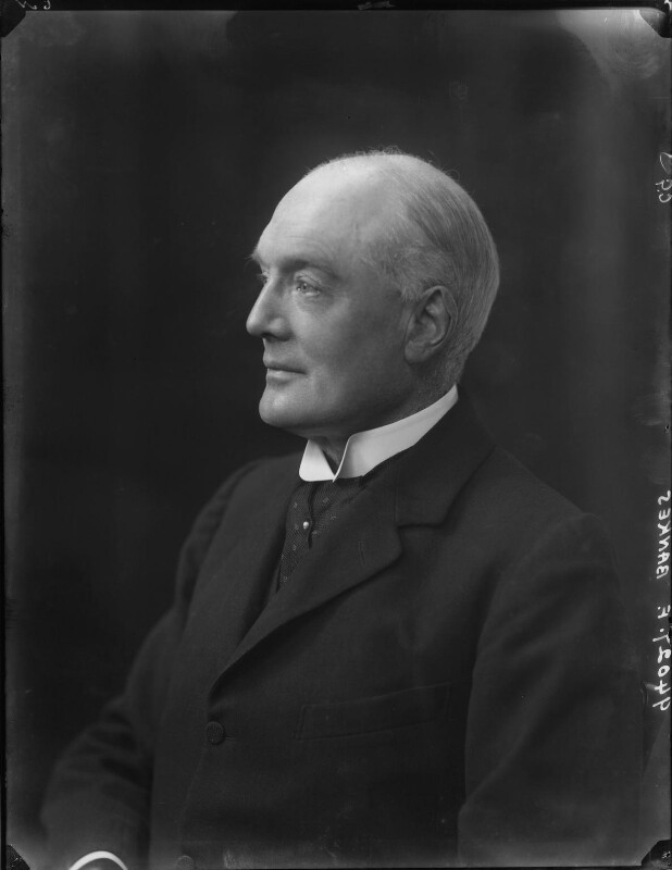 Sir John Eldon Bankes, by Walter Stoneman, 1917 - NPG x44007 - © National Portrait Gallery, London