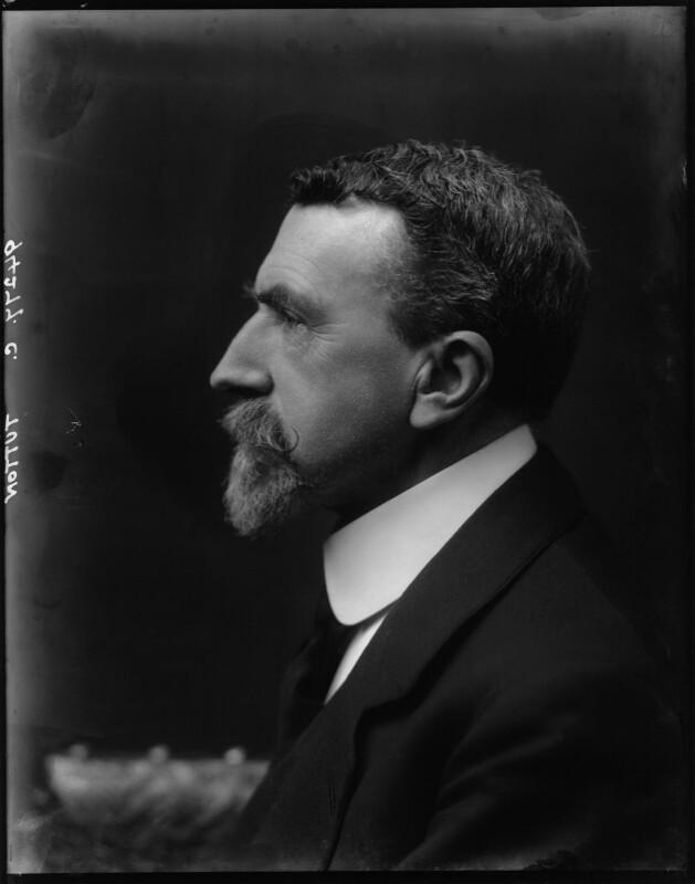 Alfred Edwin Howard Tutton, by Walter Stoneman, 1918 - NPG x44185 - © National Portrait Gallery, London