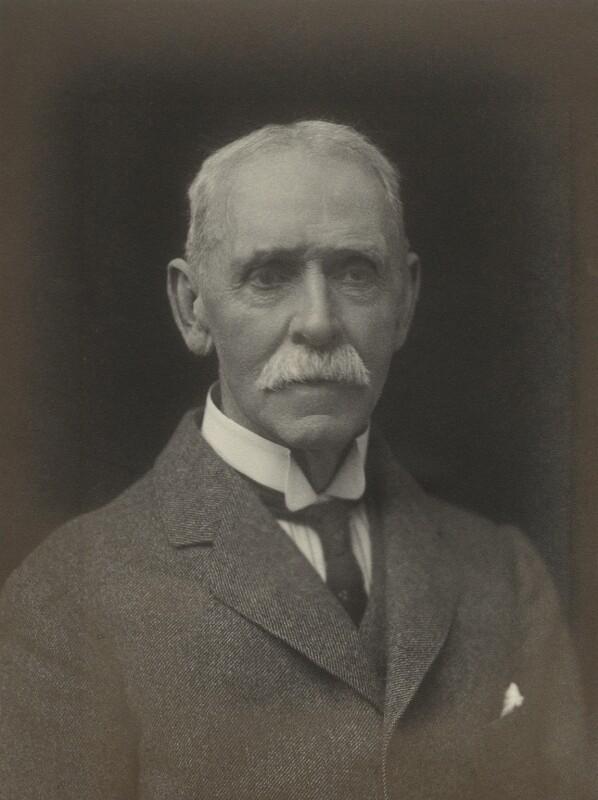 Robert Elliott-Cooper, by Walter Stoneman, 1919 - NPG x65543 - © National Portrait Gallery, London