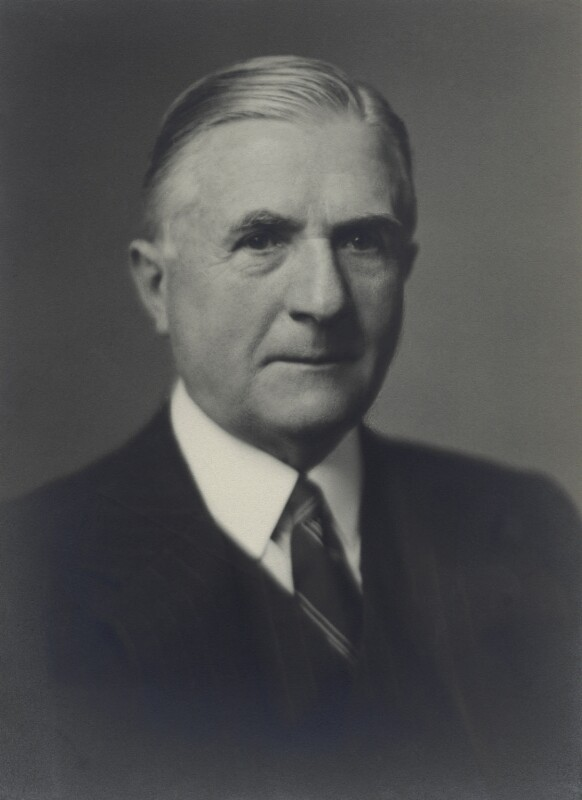 Thomas Sivewright Catto, 1st Baron Catto of Cairncatto, by Walter Stoneman, September 1943 - NPG x65617 - © National Portrait Gallery, London