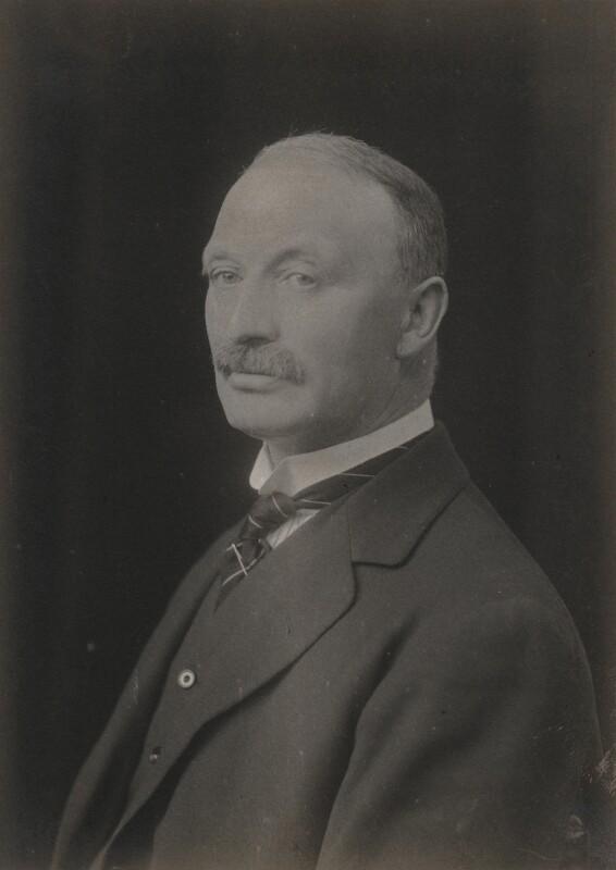 Stephen Goodwin Howard, by Walter Stoneman, 1919 - NPG x65733 - © National Portrait Gallery, London