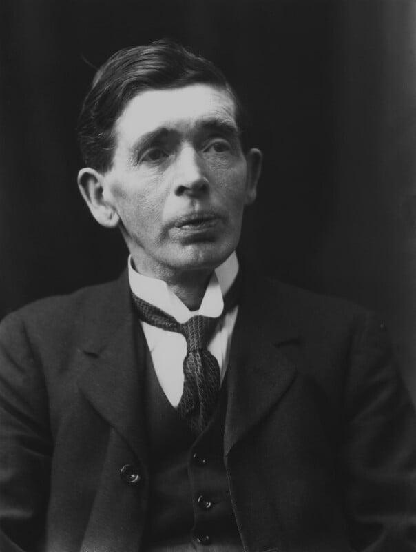 John Bagnell Bury, by Walter Stoneman, 1919 - NPG x66327 - © National Portrait Gallery, London