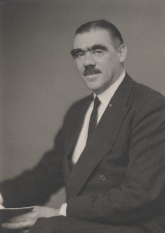 James George Anson Butler, 5th Marquess of Ormonde, by Walter Stoneman, August 1943 - NPG x66628 - © National Portrait Gallery, London