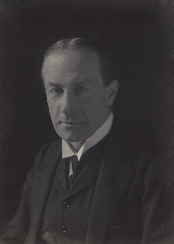 Stanley Baldwin, 1st Earl Baldwin, by Walter Stoneman, 1920 - NPG x66736 - © National Portrait Gallery, London