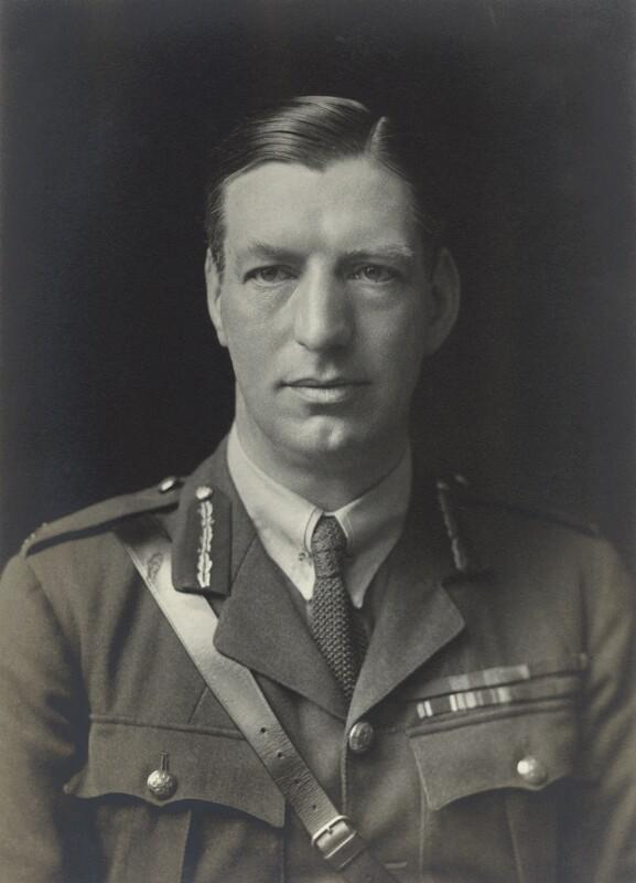 Sir William Alexander, by Walter Stoneman, 1920 - NPG x66987 - © National Portrait Gallery, London