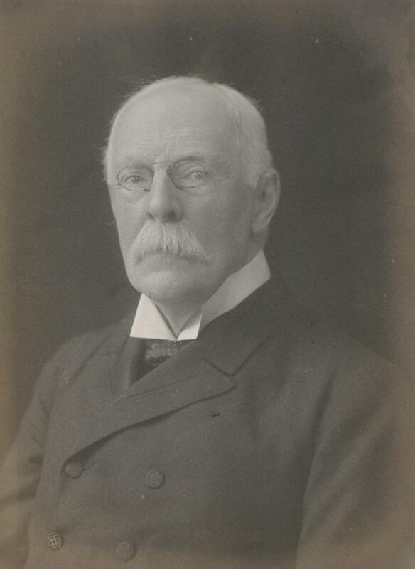 Sir Francis Hyde Villiers, by Walter Stoneman, 1920 - NPG x67132 - © National Portrait Gallery, London