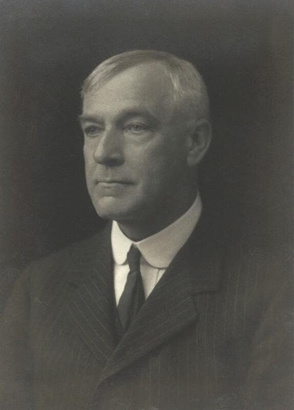 Sir Arthur Robert Adams, by Walter Stoneman, 1921 - NPG x67293 - © National Portrait Gallery, London