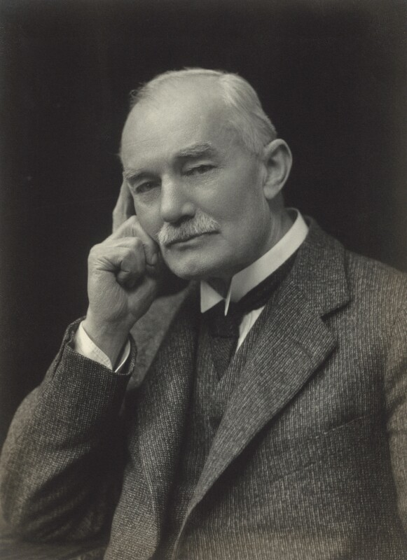 Sir James Allen, by Walter Stoneman, 1921 - NPG x67407 - © National Portrait Gallery, London