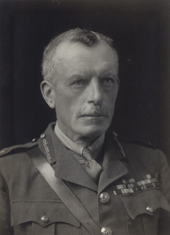 Sir Charles James Briggs, by Walter Stoneman, 1921 - NPG x67437 - © National Portrait Gallery, London