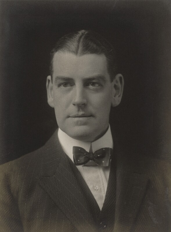William Mitchell-Thomson, 1st Baron Selsdon, by Walter Stoneman, 1921 - NPG x67492 - © National Portrait Gallery, London
