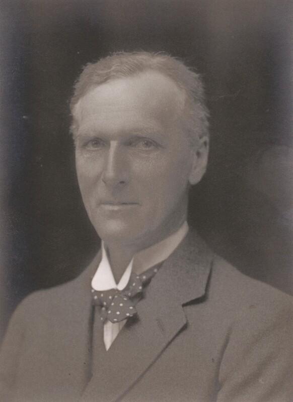 Sir Arthur Keith, by Walter Stoneman, 1921 - NPG x67635 - © National Portrait Gallery, London