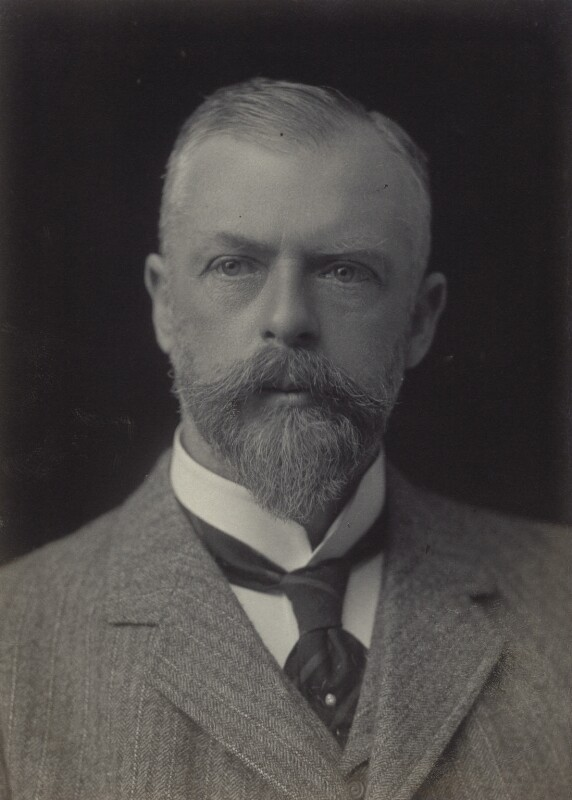 (Arthur) Oliver Villiers Russell, 2nd Baron Ampthill, by Walter Stoneman, 1921 - NPG x67745 - © National Portrait Gallery, London