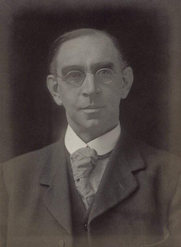 Robert Seymour Conway, by Walter Stoneman, 1921 - NPG x67875 - © National Portrait Gallery, London