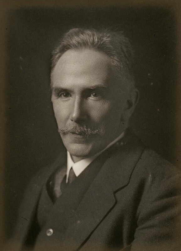 Henry Horatio Dixon, by Walter Stoneman, 1922 - NPG x67899 - © National Portrait Gallery, London