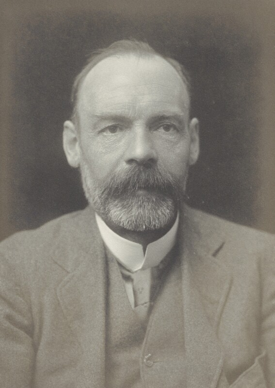 Sir George Macdonald, by Walter Stoneman, 1917 - NPG x67990 - © National Portrait Gallery, London