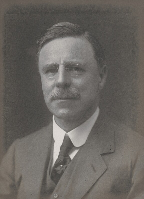 Thomas Owen Jacobsen, by Walter Stoneman, 1917 - NPG x67998 - © National Portrait Gallery, London