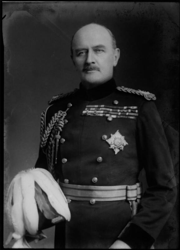 Edmund Henry Hynman Allenby, 1st Viscount Allenby, by Elliott & Fry,  - NPG x81829 - © National Portrait Gallery, London