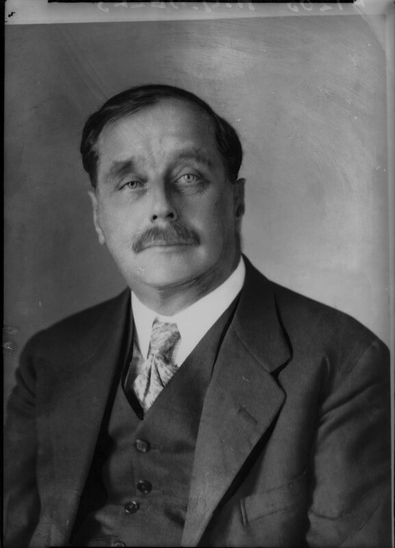 H.G. Wells, by Elliott & Fry,  - NPG x81970 - © National Portrait Gallery, London