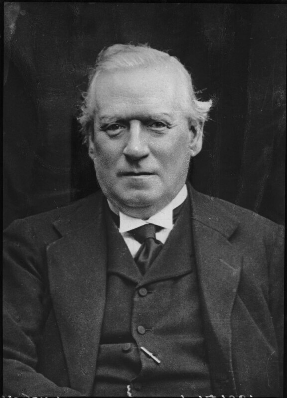 Herbert Henry Asquith, 1st Earl of Oxford and Asquith, by Elliott & Fry, 1900s - NPG x82302 - © National Portrait Gallery, London