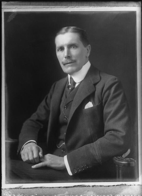 John Brownlee Lonsdale, 1st Baron Armaghdale, by Elliott & Fry, 1960 (early 1920s) - NPG x82541 - © National Portrait Gallery, London
