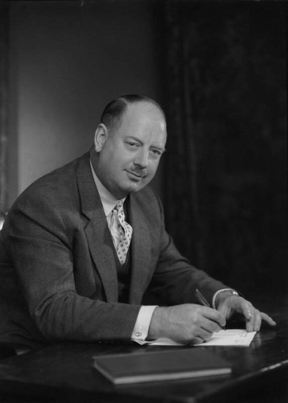 Richard Beeching, 1st Baron Beeching, by Elliott & Fry, 1961 - NPG x82588 - © National Portrait Gallery, London