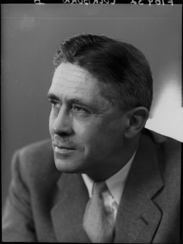 Sir Robert Cockburn, by Elliott & Fry, 1954 - NPG x82730 - © National Portrait Gallery, London