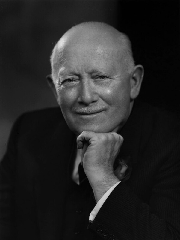 Sir Anthony Bernard Killick, by Elliott & Fry, 1961 - NPG x82872 - © National Portrait Gallery, London