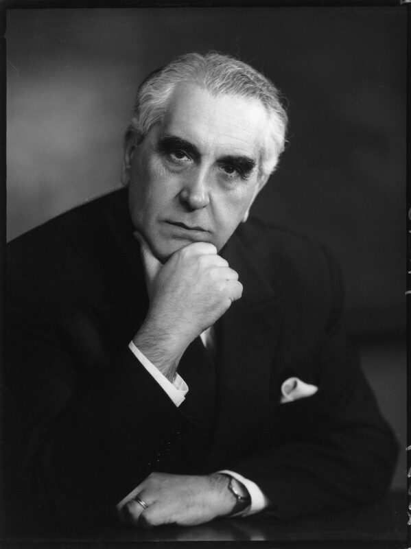 Adolfo Do Amaral Abranches Pinto, by Elliott & Fry, 1959 - NPG x82975 - © National Portrait Gallery, London