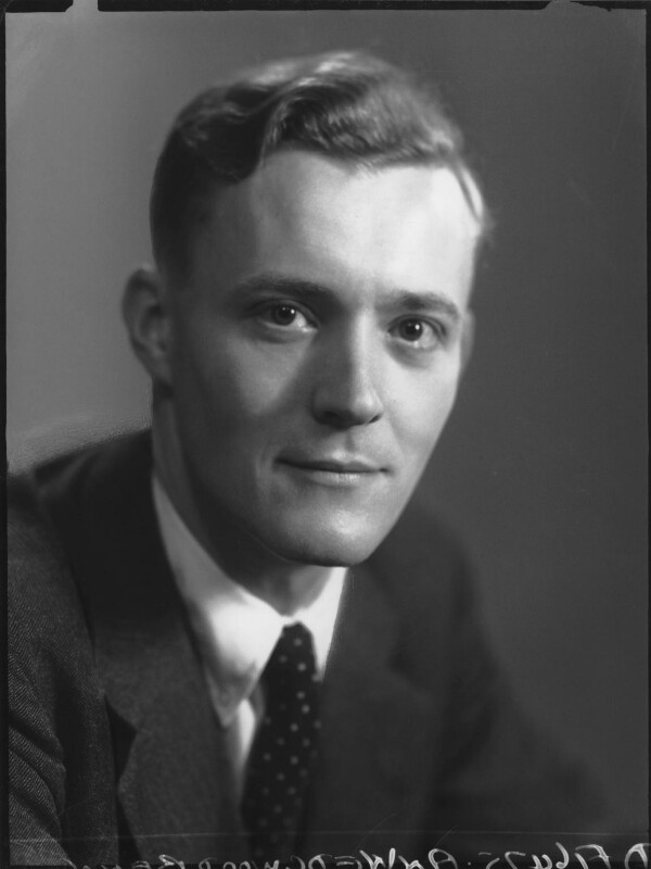 Tony Benn, by Elliott & Fry, 1953 - NPG x86095 - © National Portrait Gallery, London