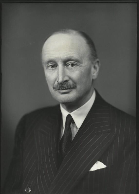 Desmond Abel Smith, by Elliott & Fry, 1940s - NPG x86103 - © National Portrait Gallery, London