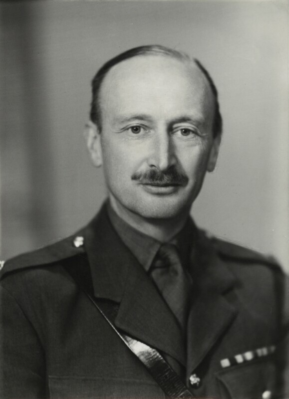 Desmond Abel Smith, by Elliott & Fry, 1940s - NPG x86104 - © National Portrait Gallery, London