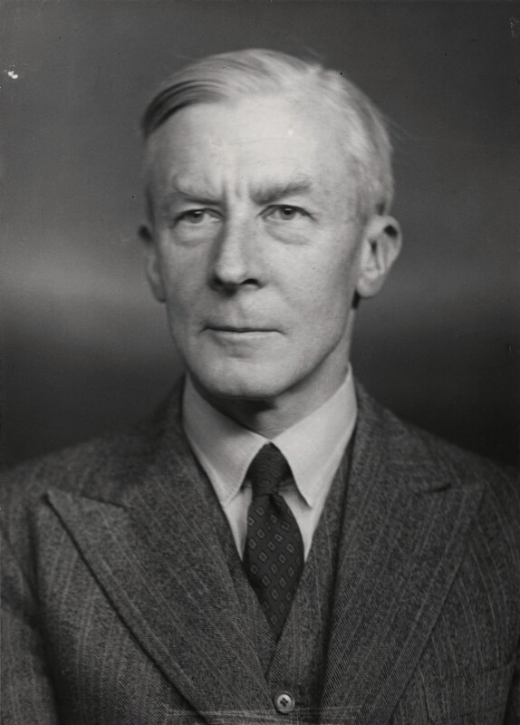 Edgar Douglas Adrian, 1st Baron Adrian, by Elliott & Fry, 30 July 1942 - NPG x86114 - © National Portrait Gallery, London