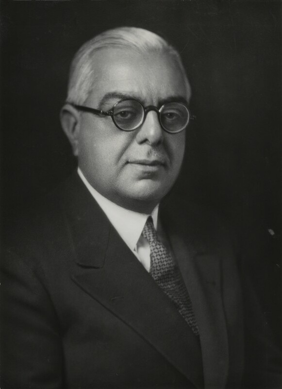 Aga Khan III (Mohammed Shah), by Elliott & Fry,  - NPG x86118 - © National Portrait Gallery, London