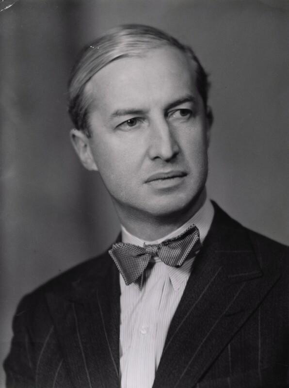 Philip Rowland Allison, by Elliott & Fry, 2 February 1948 - NPG x86151 - © National Portrait Gallery, London