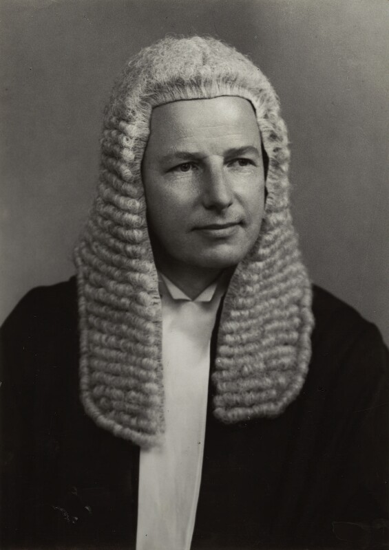 David Colville Anderson, by Elliott & Fry, 1961 - NPG x86158 - © National Portrait Gallery, London