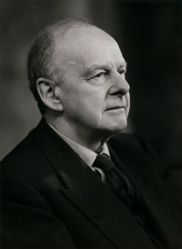 Sir Maurice Bonham-Carter, by Elliott & Fry,  - NPG x86411 - © National Portrait Gallery, London