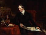 George Hamilton Gordon, 4th Earl of Aberdeen, by John Partridge, circa 1847 - NPG  - © National Portrait Gallery, London