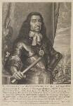George Monck, 1st Duke of Albemarle, by David Loggan, 1661 - NPG  - © National Portrait Gallery, London