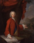 John Campbell, 2nd Duke of Argyll and Greenwich, by Thomas Bardwell, 1740 - NPG  - © National Portrait Gallery, London