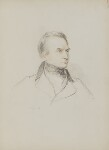 Charles Babbage, by William Brockedon, 1840 - NPG  - © National Portrait Gallery, London