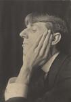 Aubrey Beardsley, by Frederick Henry Evans, circa 1894 - NPG  - © National Portrait Gallery, London