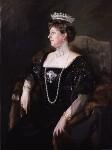 Princess Beatrice of Battenberg, by Joaquin Sorolla y Bastida, 1908 - NPG  - © National Portrait Gallery, London
