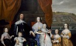 The Capel Family, by Cornelius Johnson, circa 1640 - NPG  - © National Portrait Gallery, London
