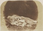 Sleeping Child (Miss Bell), by David Octavius Hill, and  Robert Adamson, 1843-1848 - NPG  - © National Portrait Gallery, London