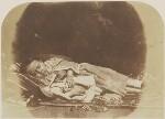 Sleeping Child (Miss Bell), by David Octavius Hill, and  Robert Adamson, 1843-1848 - NPG  - © National Portrait Gallery, London