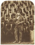 Isambard Kingdom Brunel, by Robert Howlett, November 1857 - NPG  - © National Portrait Gallery, London