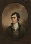 Robert Burns, by Alexander Nasmyth, circa 1821-1822, based on a work of 1787 - NPG  - © National Portrait Gallery, London
